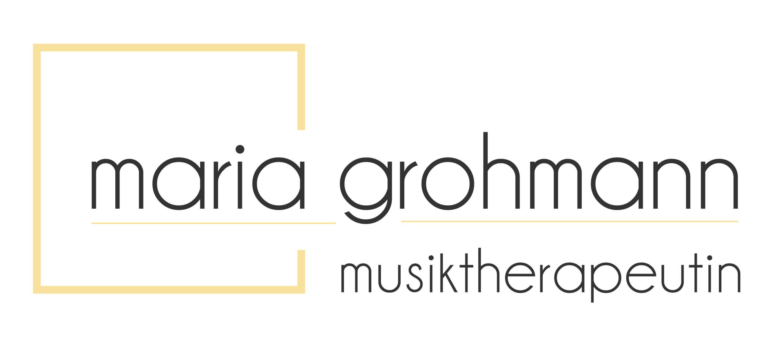 Maria Grohmann